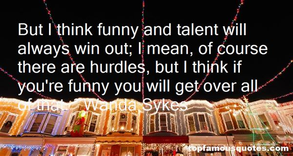 Quotes About Funny Hurdles