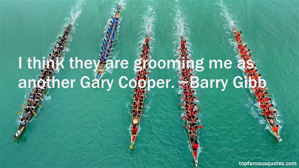 Quotes About Gary Cooper