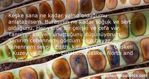 Quotes About Gaskell