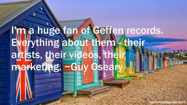 Quotes About Geffen