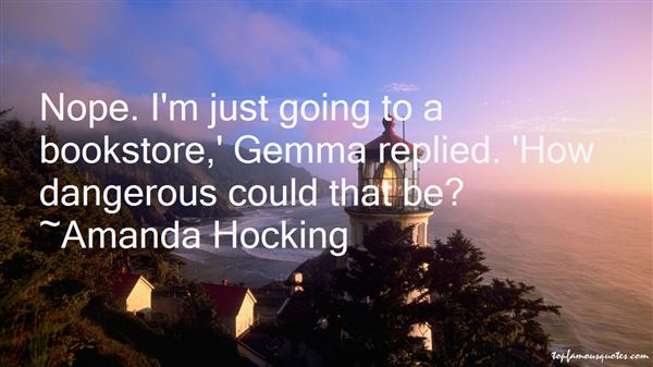 Quotes About Gemma