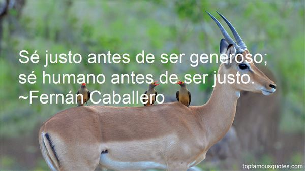 Quotes About Generoso