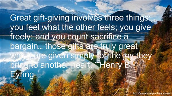 Quotes About Giving Freely