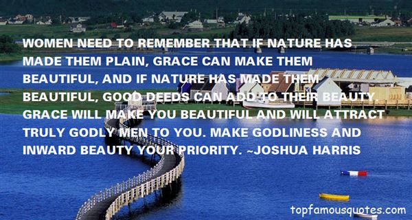 Quotes About Godly Beauty