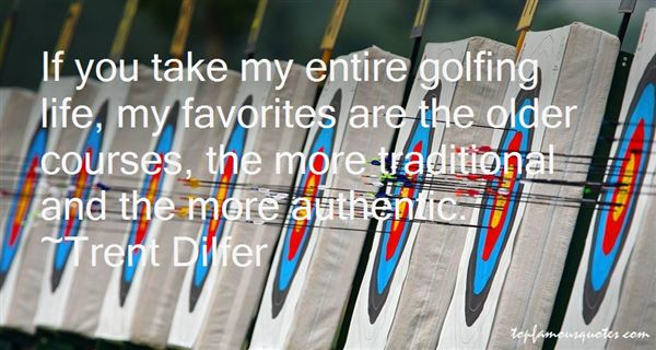 Quotes About Golfing Life