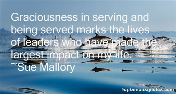 Quotes About Graciousness