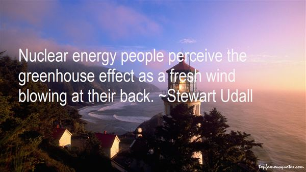Quotes About Greenhouse Effect