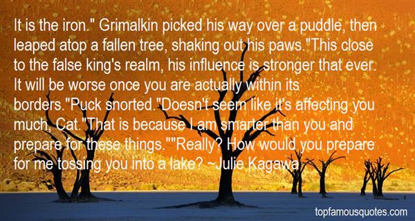 Quotes About Grimalkin