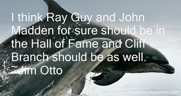 Quotes About Hall Of Fame