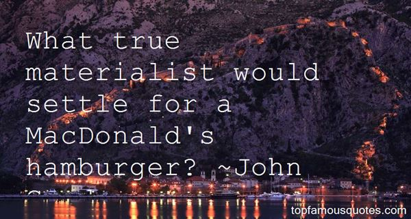 Quotes About Hamburger