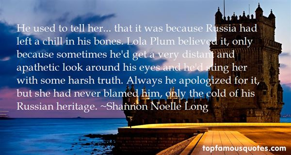 Quotes About Harsh Truth