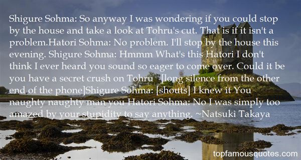 Quotes About Hatori