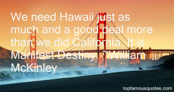 Quotes About Hawai