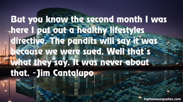 Quotes About Healthy Lifestyles