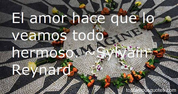 Quotes About Hermoso