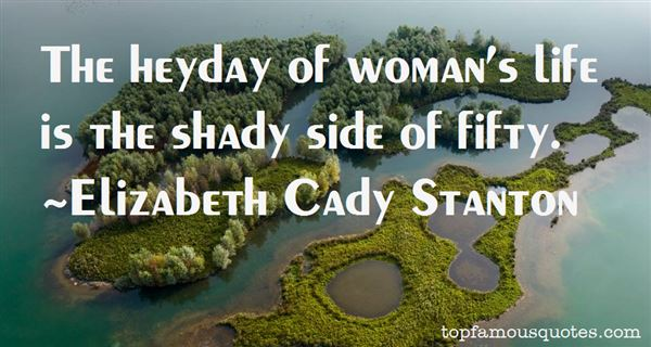 Quotes About Heyday