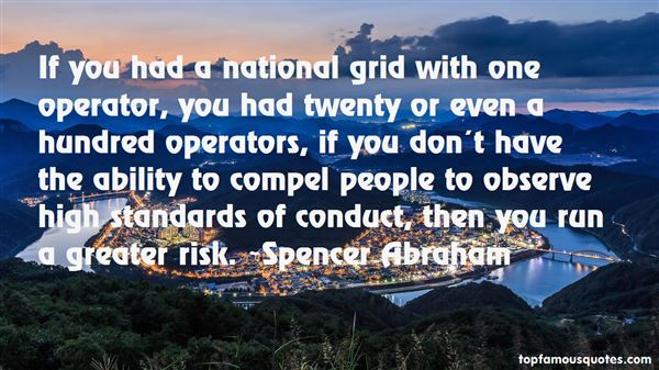 Quotes About High Standards