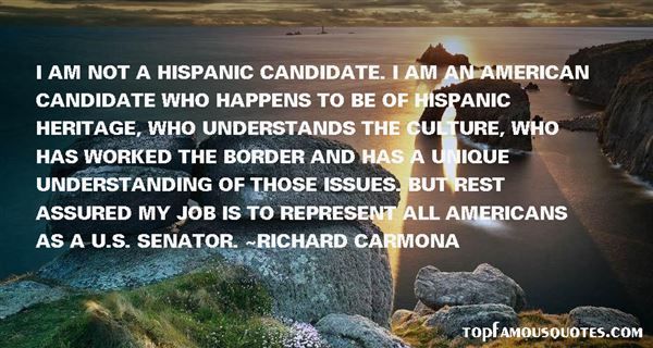 Quotes About Hispanic Heritage