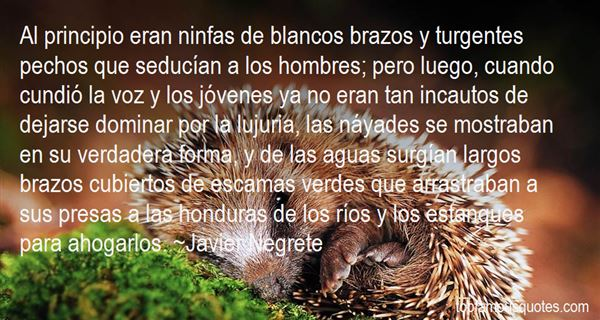 Quotes About Hombres