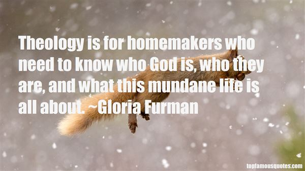 Quotes About Homemakers
