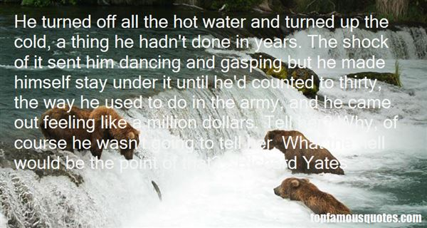 Quotes About Hot And Cold