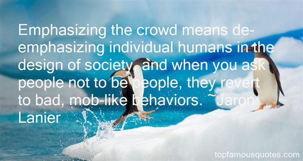 Quotes About Human Behaviors