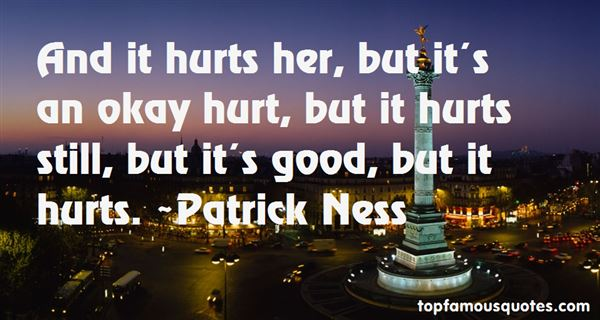 Quotes About Hurts