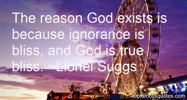 Quotes About Ignorance Is Bliss