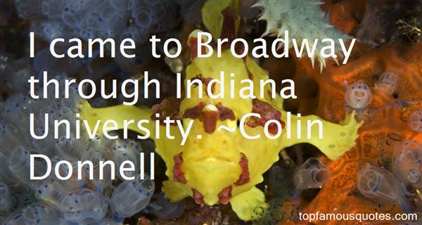 Quotes About Indiana University