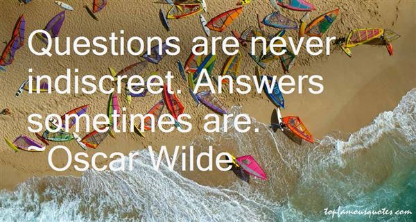 Quotes About Indiscreet