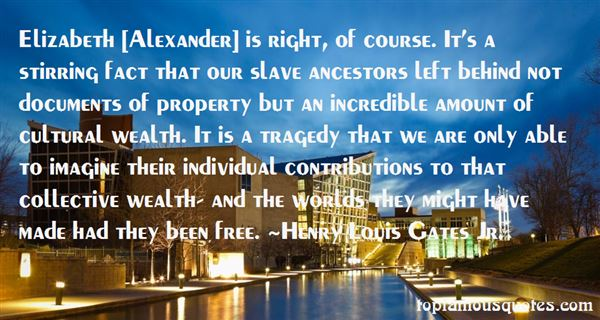 Quotes About Individual Contribution