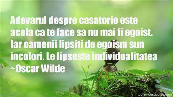 Quotes About Individualitatea