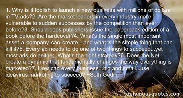 Quotes About Industry Competition