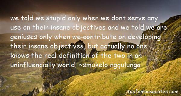 Quotes About Insane Genius