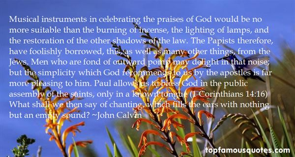 Quotes About Instruments Of God