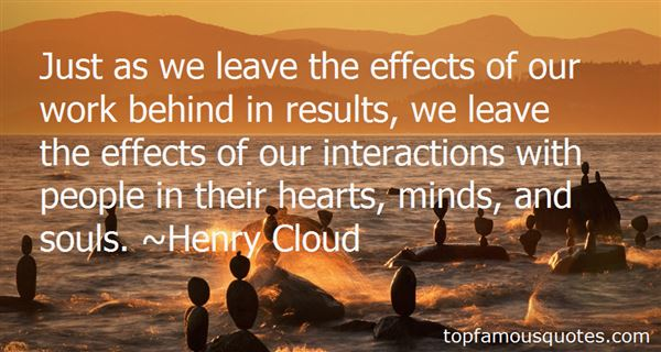 Quotes About Interactions