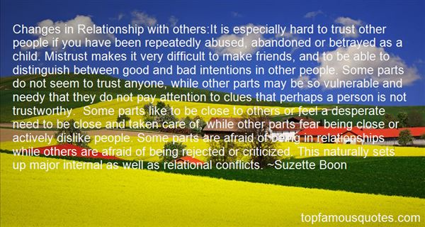 Quotes About Internal Conflict
