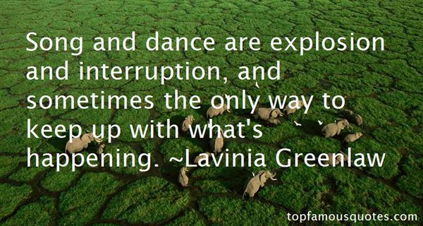 Quotes About Interruption