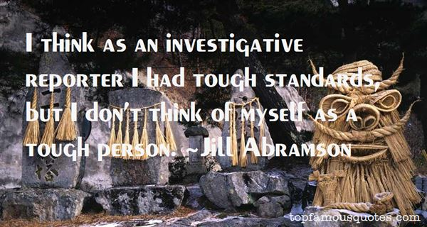 Quotes About Investigative