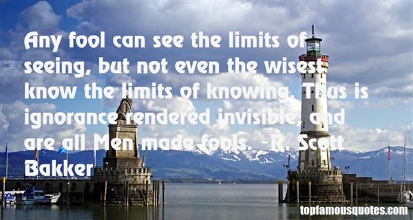 Quotes About Invisible