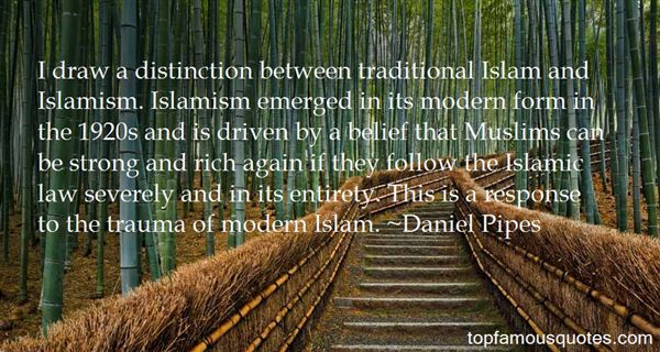 Quotes About Islamism