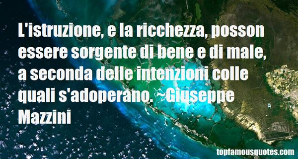 Quotes About Istruzione