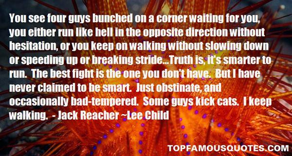 Quotes About Jack Reacher