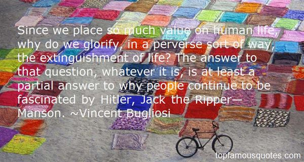 Quotes About Jack The Ripper