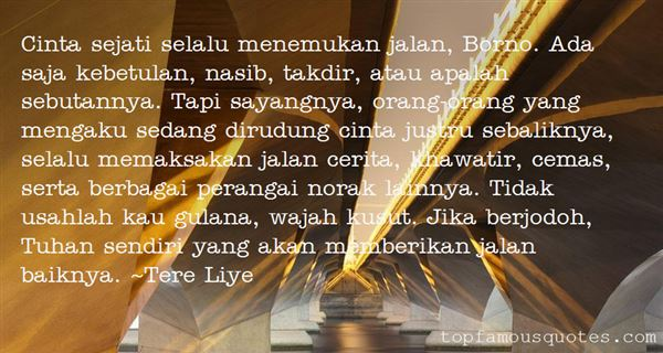 Quotes About Jodoh