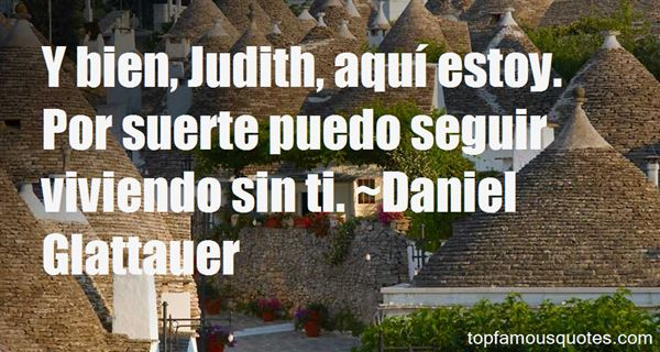 Quotes About Judith