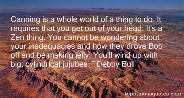 Quotes About Jujubes