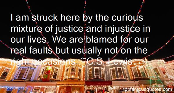 Quotes About Justice And Injustice