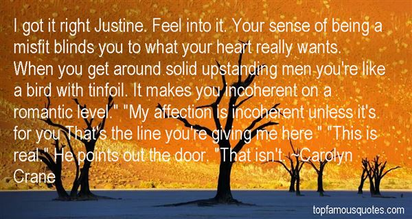 Quotes About Justine