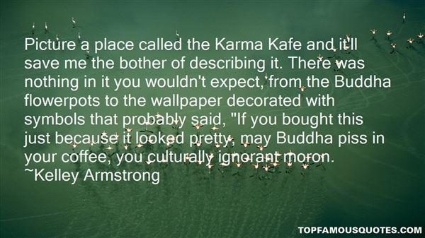 Quotes About Karma Buddha